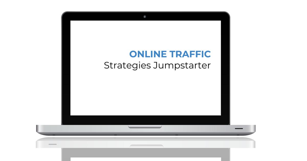 Online Traffic Strategies Jumpstarter