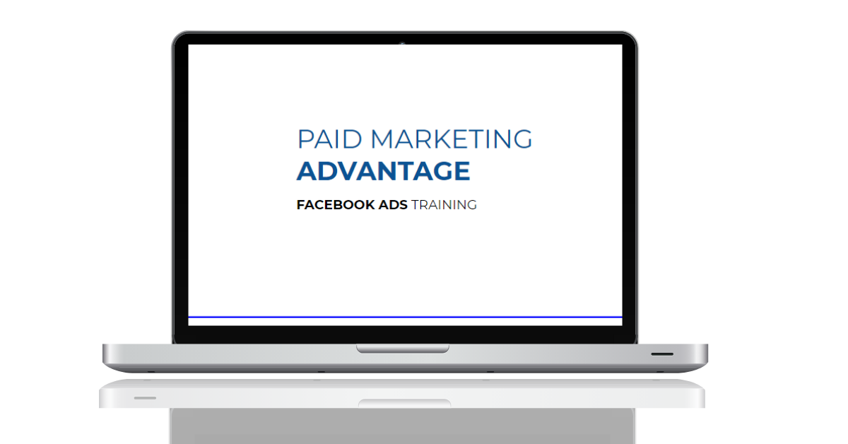 PMA Facebook Ads Training