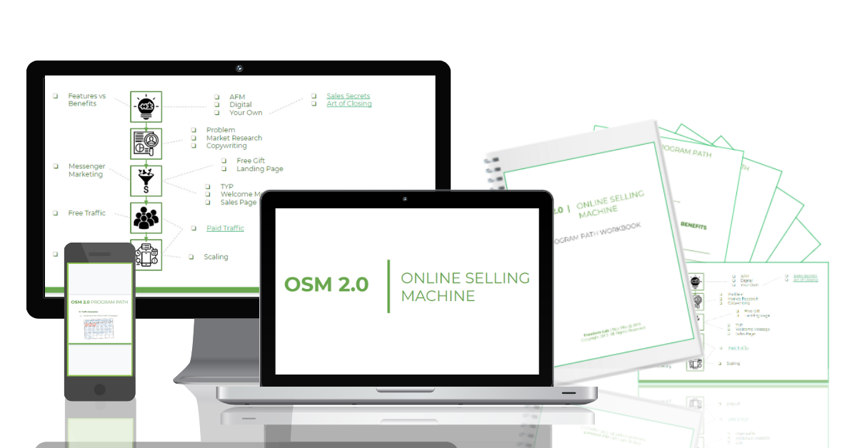 Online Selling Machine 2.0 Program